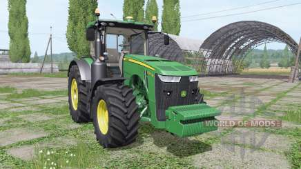 John Deere 8320R v3.5 for Farming Simulator 2017