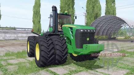 John Deere 9330 v3.0 for Farming Simulator 2017