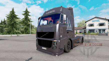 Volvo FH Thе XTReMe for Euro Truck Simulator 2