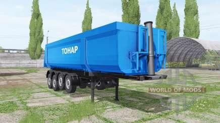 Tonar 95234 v2.0 for Farming Simulator 2017