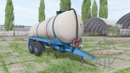 Progress HTS 100.27 for Farming Simulator 2017