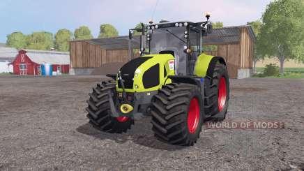 CLAAS Axion 950 Trelleborg for Farming Simulator 2015