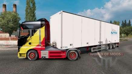 NTM Trailer v1.3 for Euro Truck Simulator 2