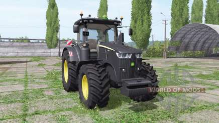 John Deere 7310R Black Edition for Farming Simulator 2017