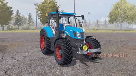 New Holland T6.160 blue for Farming Simulator 2013