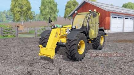 JCB 536-70 rear hydraulics for Farming Simulator 2015