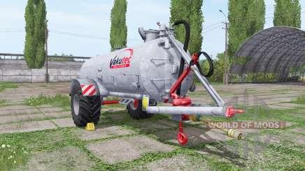 Vakutec VA 10500 for Farming Simulator 2017
