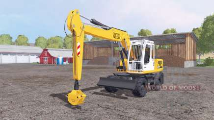 Liebherr A 900 Compact Litronic for Farming Simulator 2015