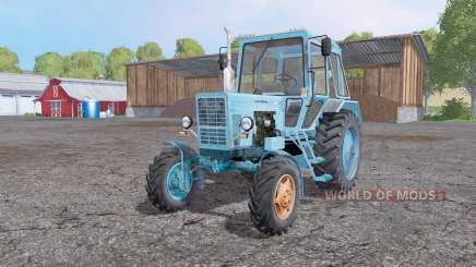 MTZ-82.1 Belarus blue for Farming Simulator 2015