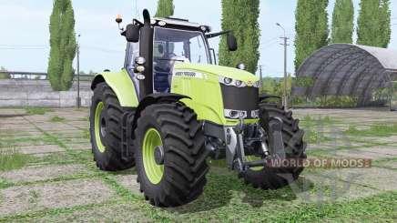 Massey Ferguson 7726 more options for Farming Simulator 2017
