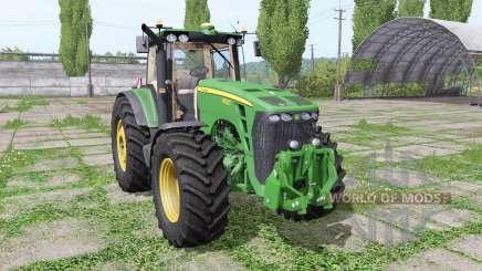 John Deere 8530 Trelleborg for Farming Simulator 2017