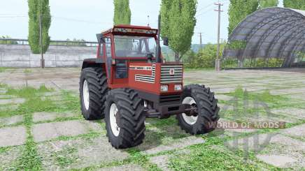 Fiatagri 115-90 DT v1.2 for Farming Simulator 2017