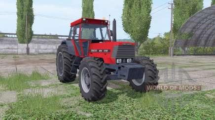 Torpedo RX 170 red for Farming Simulator 2017