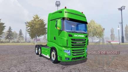 Scania R700 Evo for Farming Simulator 2013