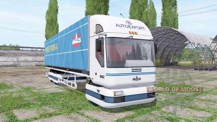 MAZ 2000 Perestroika 1988 for Farming Simulator 2017