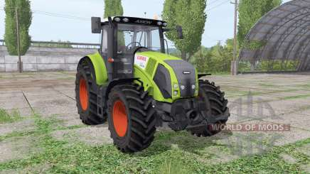 CLAAS Axion 820 green for Farming Simulator 2017