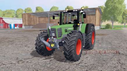 Fendt Favorit 824 4x4 for Farming Simulator 2015