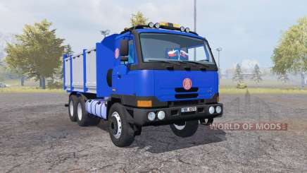Tatra T815-2 TerrNo1 for Farming Simulator 2013