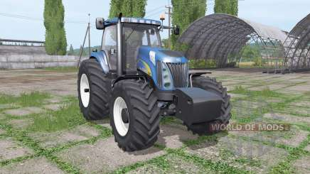 New Holland TG285 front weight for Farming Simulator 2017