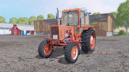 MTZ-80, Belarus for Farming Simulator 2015