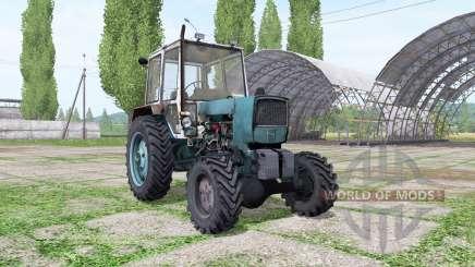 YUMZ 6КЛ 4x4 for Farming Simulator 2017