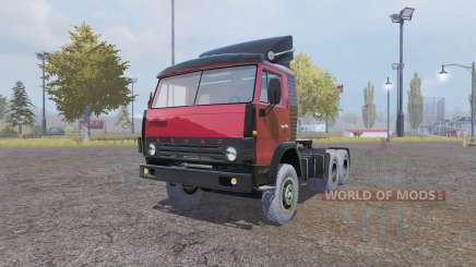 KamAZ 54112 1981 for Farming Simulator 2013