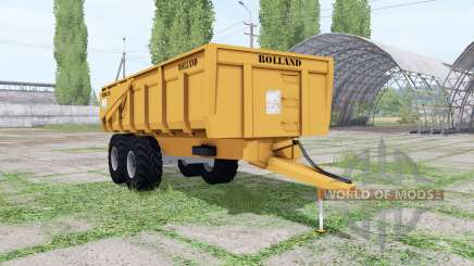 Rolland Turbo 135 for Farming Simulator 2017