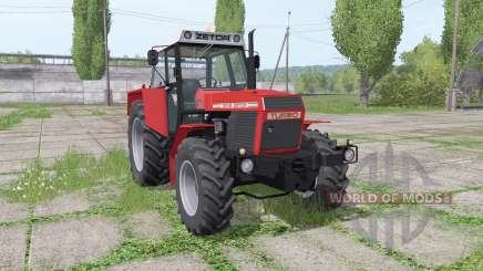 Zetor 16145 red for Farming Simulator 2017