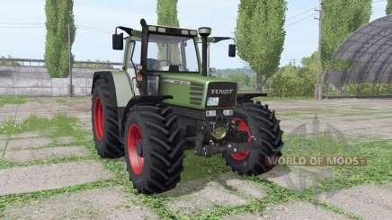 Fendt Favorit 515C Turbomatic Continental for Farming Simulator 2017
