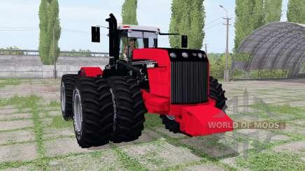 Versatile 535 double wheels for Farming Simulator 2017