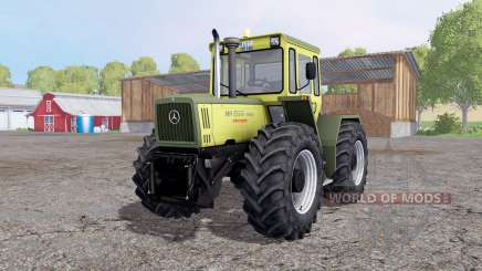 Mercedes-Benz Trac 1800 Intercoolеr for Farming Simulator 2015