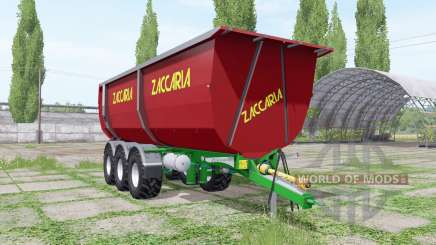 Zaccaria ZAM 200 DP8 Super Plus v1.3 for Farming Simulator 2017