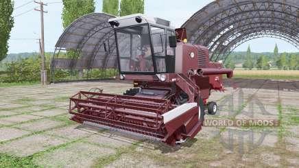 Bizon Z056 multicolor for Farming Simulator 2017