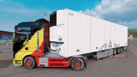Ekeri Trailer v1.4 for Euro Truck Simulator 2