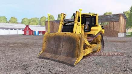Caterpillar D7R v2.0 for Farming Simulator 2015