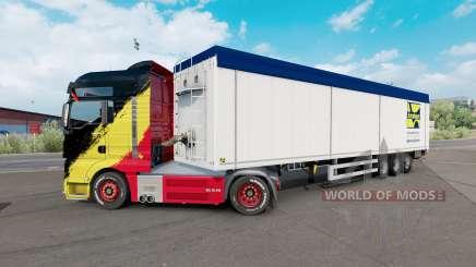 Kraker Trailer v1.7 for Euro Truck Simulator 2