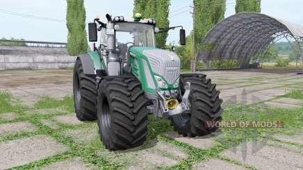 Fendt 822 Vario v2.0 for Farming Simulator 2017