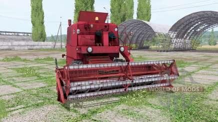 Bizon Z040 v2.0 for Farming Simulator 2017