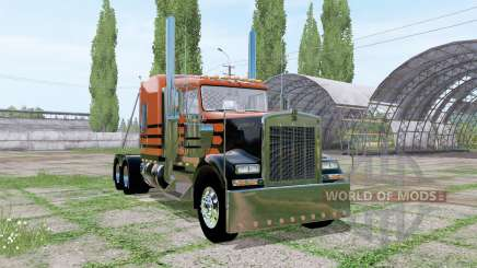 Kenworth W900 v2.0 for Farming Simulator 2017