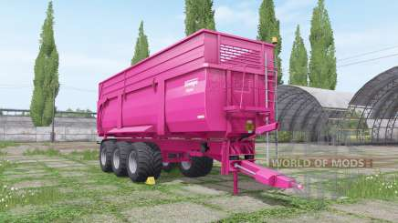 Krampe Big Body 900 multicolor for Farming Simulator 2017