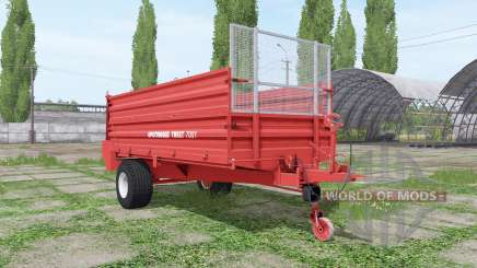 POTTINGER Twist 7001 for Farming Simulator 2017