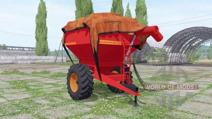 Fankhauser 8010 for Farming Simulator 2017