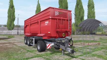 Krampe DA 34 Roadrunner for Farming Simulator 2017