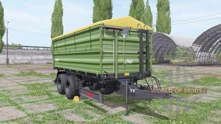 Fliegl TDK 255 multicolor for Farming Simulator 2017