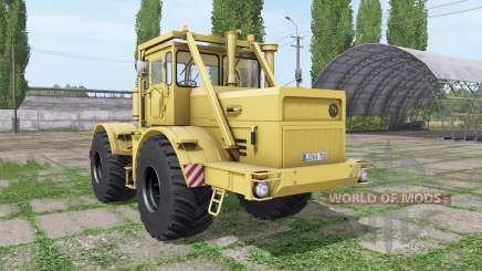 Kirovets K 700A Belshina for Farming Simulator 2017