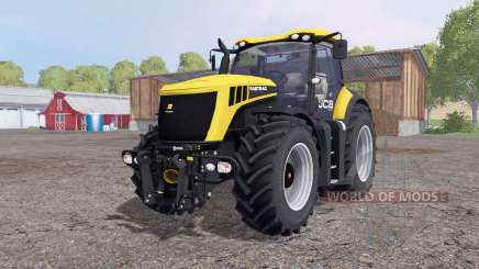 JCB Fastrac 8310 IC control for Farming Simulator 2015
