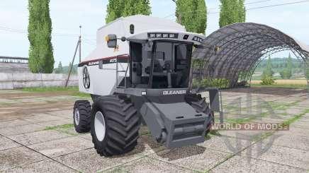 Gleaner R75 v2.0 for Farming Simulator 2017