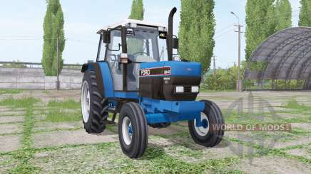 Ford 6640 4x4 for Farming Simulator 2017