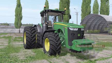 John Deere 8320R dual rear for Farming Simulator 2017