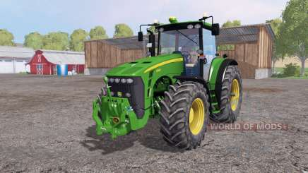 John Deere 8530 extra weight for Farming Simulator 2015